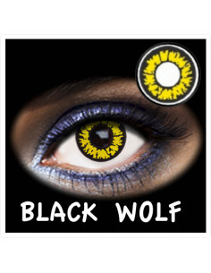 FANTASIA 1 DAY BLACK WOLF 2PK